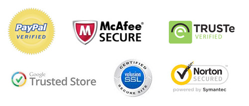E commerce security badges