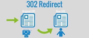 SEO 302 Redirect