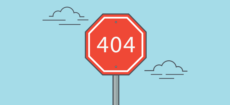 404 Not found SEO