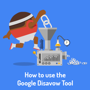 How to use google disavow