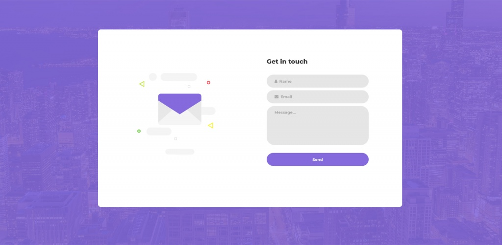 SEO contact form optimisation