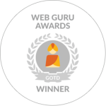 Web Guru Award Winner