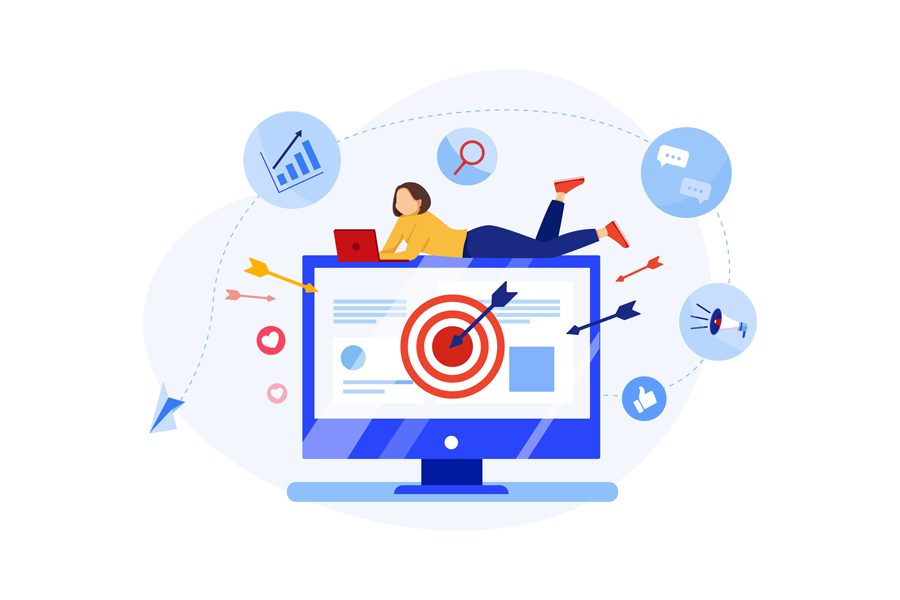 PPC target Advertising services